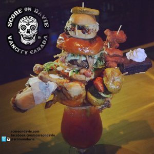outrageous bloody mary